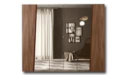 спальня storm: Шкаф 6-дв. c зеркалами