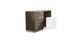 спальня platinum: Туалетный стол с комодом-кассетницой