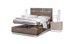 спальня platinum: Кровать 160x200 арт.43