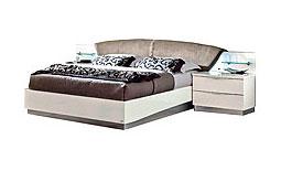 спальня onda white: Кровать 160x200 арт.28