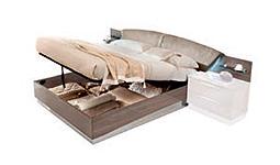 спальня platinum: Кровать 160x200 арт.38