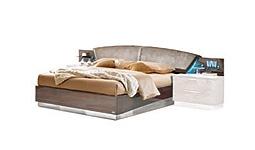 спальня platinum: Кровать 160x200 арт.28